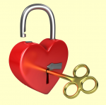 heart unlocked